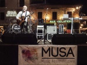 Goran Kuzminac in concerto a Santa Maria degli Angeli